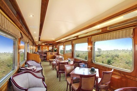 Blue Train Main Lounge
